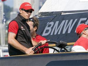 Sebastian Col, skipper Patagaus K-Challenge