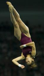 Paola Espinosa, oro dai 10 metri - Photocredit Ansa